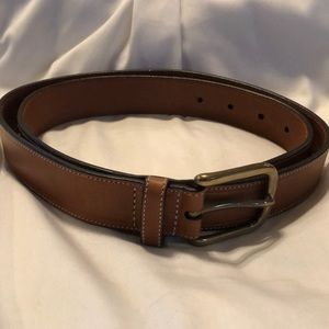 """Other - 38"""" Genuine Leather Handcrafted Belt"""